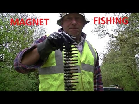 Magnet Fishing - The Knot Man - Treasure Hunting - Day 5 - Bradford on Avon