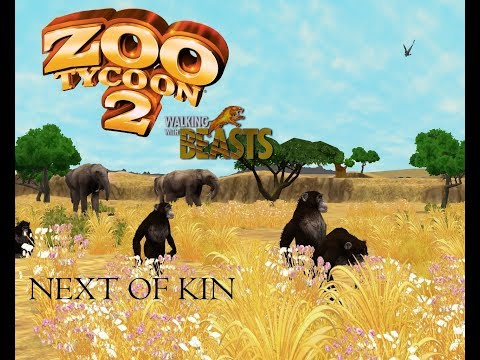 Zoo Tycoon 2 Walking With Beasts: Next Of Kin