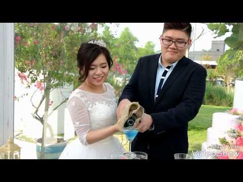 Kelvin and chia shin marriage ceremony 9/10/16