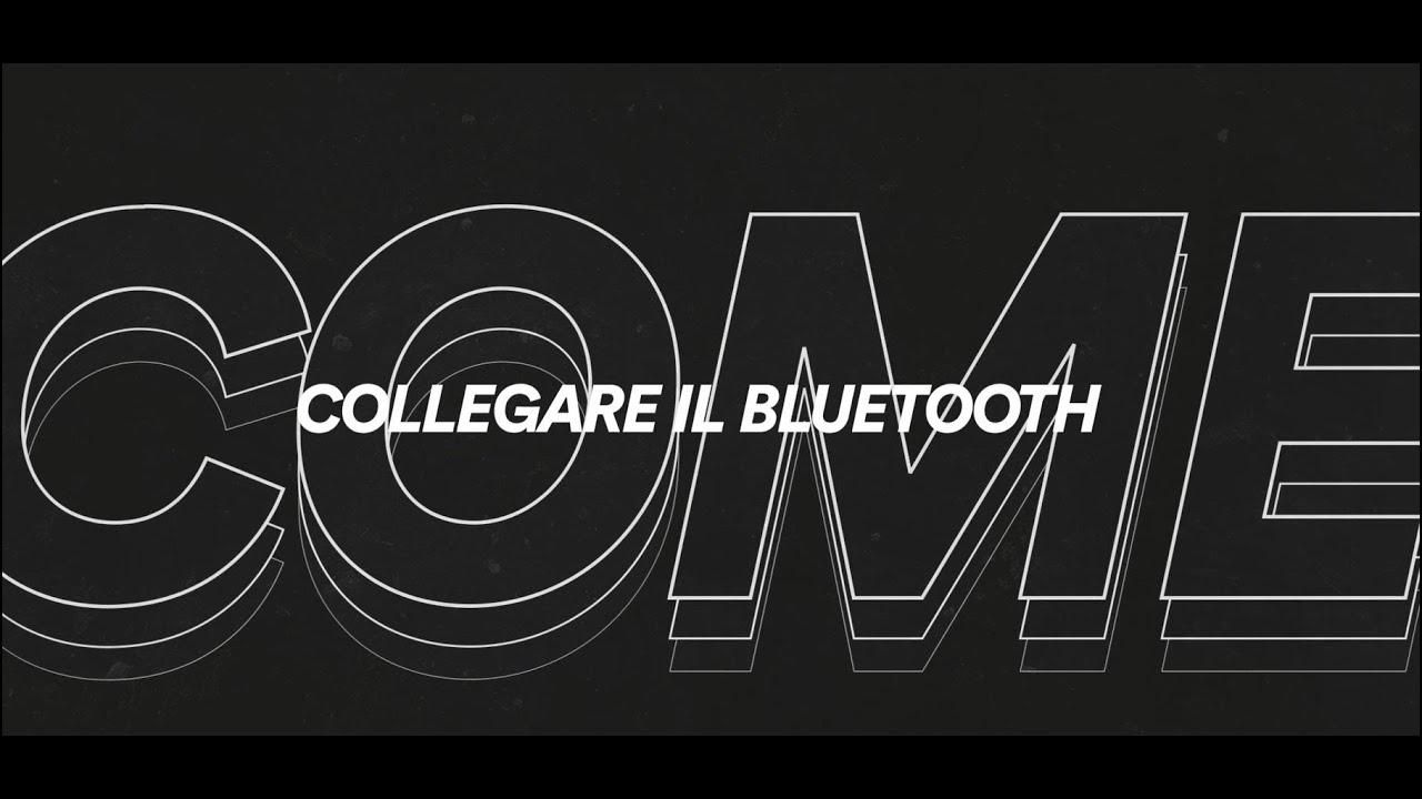 Interphone Unite e i collegamenti Bluetooth