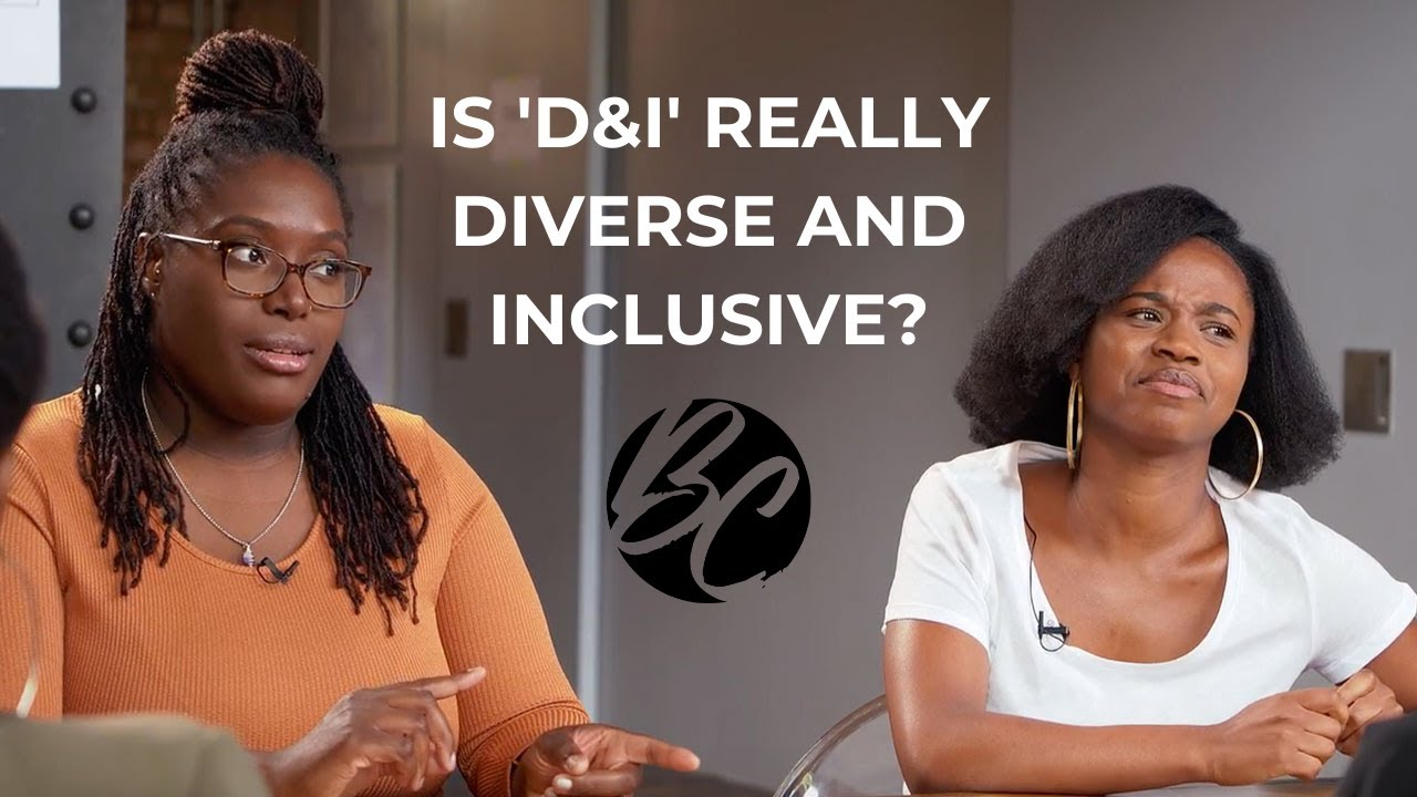 BLVCK CANVAS | IS 'DIVERSITY AND INCLUSION' REALLY DIVERSE AND INCLUSIVE? | S2 EP 1