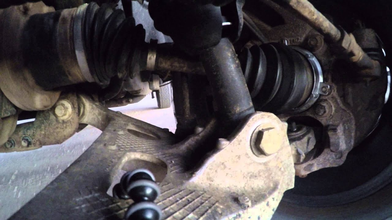 F150 Bad Cv Joint Youtube