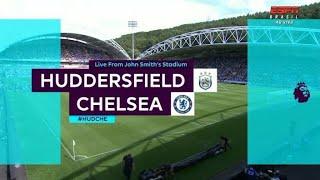 Huddersfield 0 x 3 Chelsea - Melhores momentos (Premier League) 11/08/18