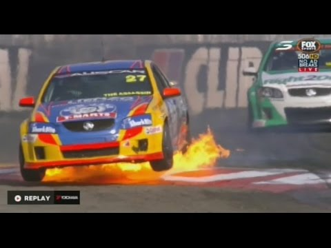 Ute Series Adelaide Race Youtube
