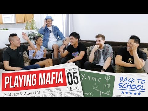 Playing Mafia! Ep. 5 (Back To School Edition)