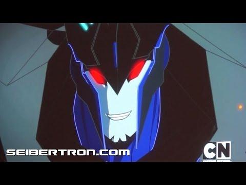 Transformers Robots In Disguise Season 1 Season Finale Tease with Megatronus