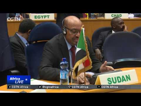 Sudanese president in Ethiopia for 3 day visit