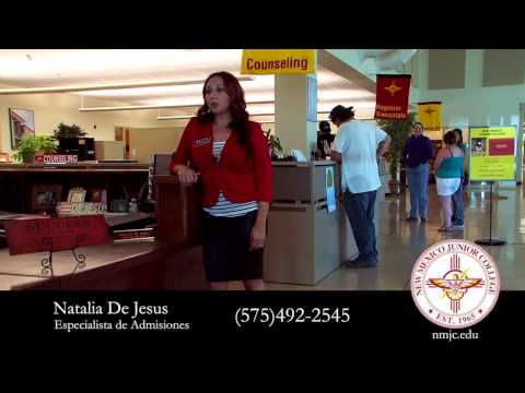 New Mexico Junior College - Spanish Ad -  Natalia De Jesus 02