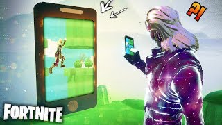 *NEW* GIANT PHONE GAME MODE!! (And so is the Death count) | Fortnite Pt.34 [Season 8] Creative Event