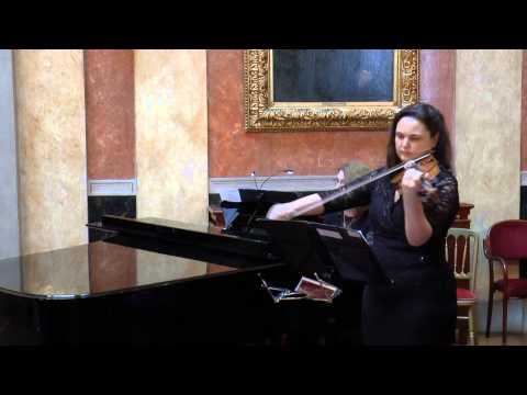 Doina Fischer/Ode an die Freude Beethoven Sponsionsfeier Wiener Börse