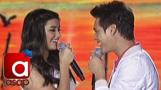 "ASAP: Liza, Enrique sing ""Tunay na Ligaya"" on ASAP"