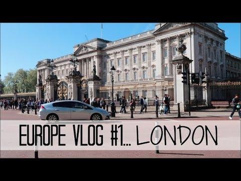 Europe Vlog #1: London | Mac&Chic | Travel Vlog