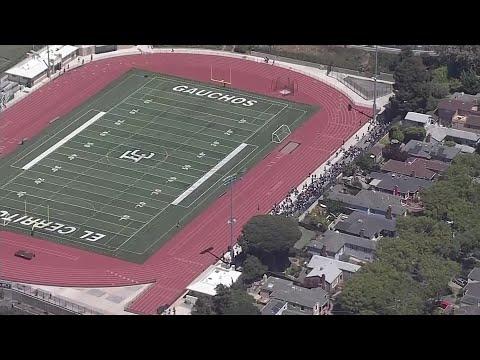 El Cerrito High School Evacuated Due To Bomb Threat