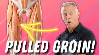 Best Self-Treatment for a Groin Pull- Including Stretches & Exercises.