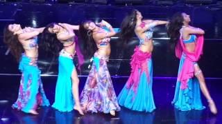 Hafla - Aaliah, Ambar, Antonella, Shahdana y Shanan - Vintage The Luxe