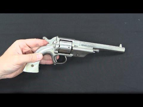 Allen & Wheelock Lipfire Navy Revolver