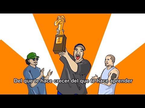 Anexo Leiruk (Residente Challenge) Nada Es Imposible (Lyric Vídeo)