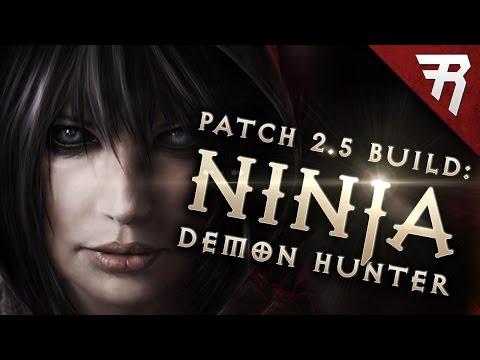 Diablo 3 2.5 Demon Hunter Build: Shadow Impale GR 96+ (Guide, PTR, Season 10)