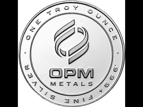 Unboxing OPM(Ohio Precious Metals) Silver Rounds From International Silver Network