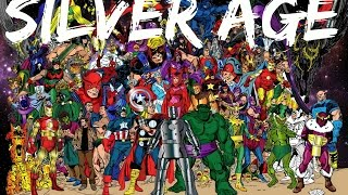 Серебряный век комиксов | History of comics