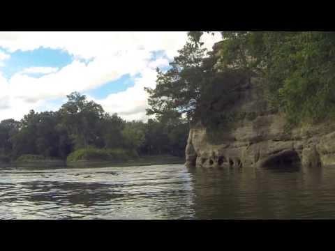 Fox River Cliff Jump