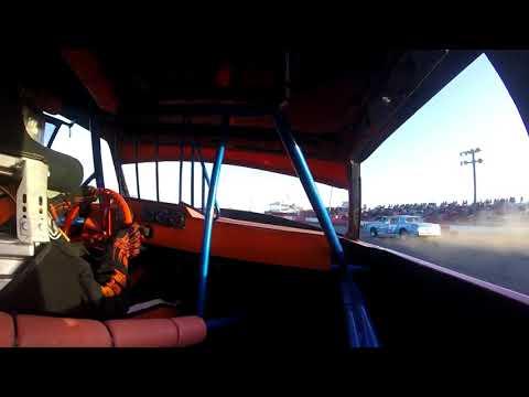 Derek Husted Park Jefferson Speedway Heat Race 6/2/18