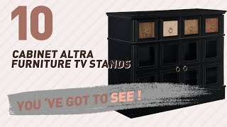 Cabinet Altra Furniture TV Stands // New & Popular 2017