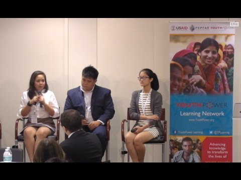 Youth Perspectives Panel with YSEALI alumni