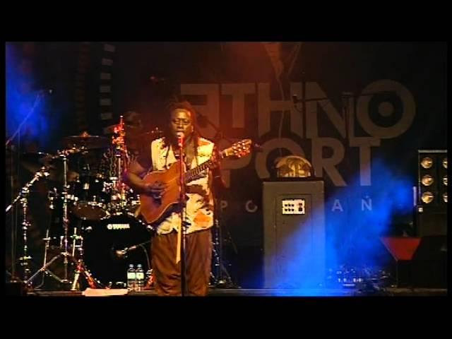 Habib Koité - Live @ Ethno Port Festival, Poznan