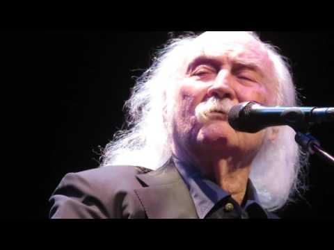 David Crosby - Guinevere LIVE - Nov 18, 2016 - Atlanta Symphony Hall