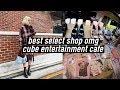 Cube Entertainment Cafe, OMG Best Select Shop, Empties Favorites | DTV #70