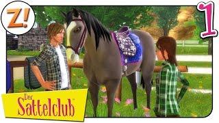 Der Sattelclub: Ich bastel mir mein Pferd #1 | Let's Play ★ [GERMAN/DEUTSCH]