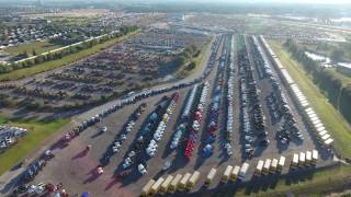Video still for Drone Footage- Ritchie Bros. Auction Lot  2017 in Orlando