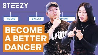 How To Learn Daฑce Basics (The Right Way!)   STEEZY.CO