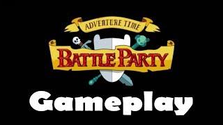 Hora de Aventuras Battle Party   Gameplay   w/ Wack
