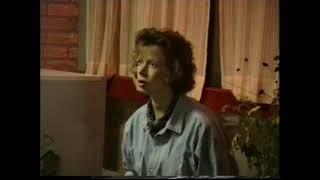 Jongerenkoor Papillon Posterholt  bloemenactie  1994