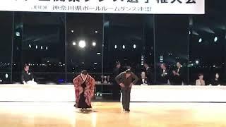 わたくしたち鈴木啓 古川玲奈組の引退デモンストレーションが2018 11/18...