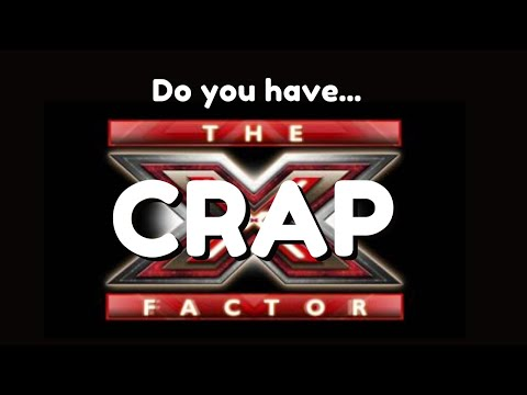 Do You Have The Crap Factor?  (Its ok - most of us do!)