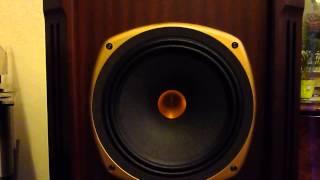 Il Leben CS600 suona con le Tannoy Kensington