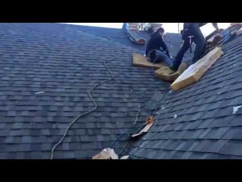 Roofing contractor, Charleston, SC, Hiott Construction