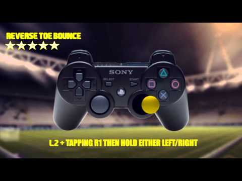 FIFA 12 - Using New Skills Tutorial (PS3) By Wiinspear