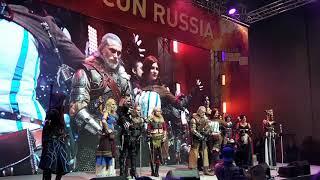 Косплей дефиле ComicCon Russia часть 1