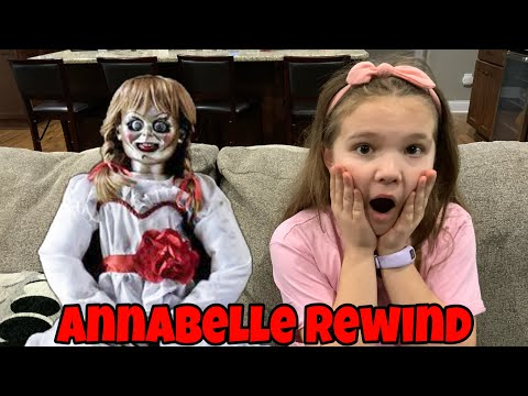 Annabelle Rewind! 24 Hours With Annabelle, Annabelle's Back, Annabelle The Movie