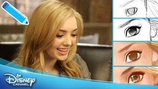 Disney Channel Star Portrait: Peyton List | Official Disney Channel UK