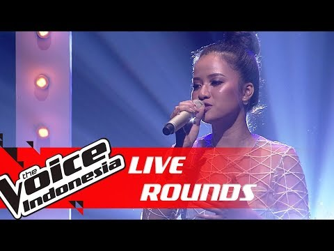 Anggi - Rise Up (Andra Day) | Live Rounds | The Voice Indonesia GTV 2019
