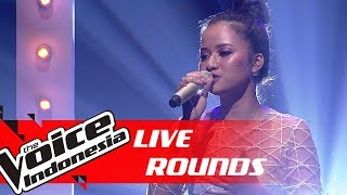 Anggi - Rise Up (Andra Day) | Live Rounds | The Voice Indonesia GTV 2018