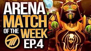 Arena Match of the Week #4 - INSANE BURST ft. Xaryu, Nahj & Gekzs