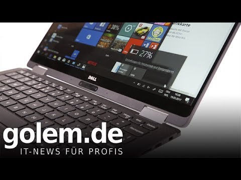Dell XPS 13 (9365) Convertible - Test