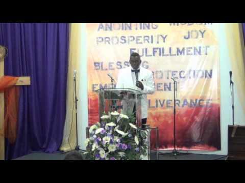 Pastor David Lewis- Honoring God