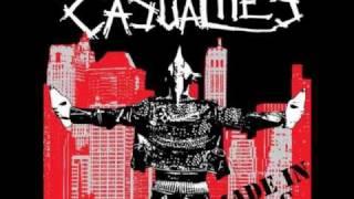 The Casualties-Blitzkreig Bop